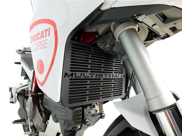 Protetor de Radiador Ducati MULTISTRADA 950 e 1200 ENDURO SCAM