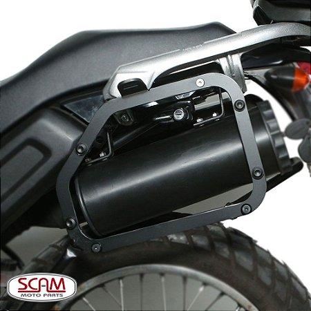 Suporte De Malas Laterais Monokey Yamaha TENERE 250 (2011 a 2015)