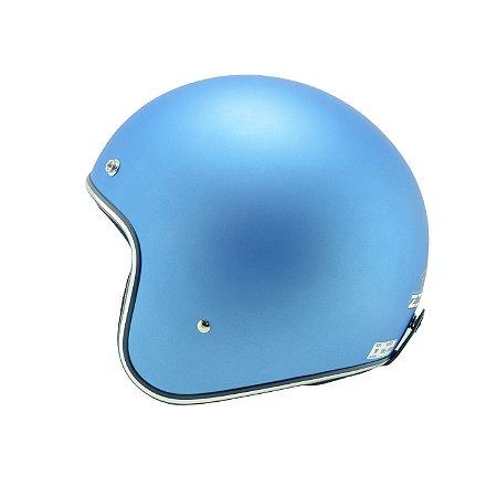 Capacete Zeus 380H MATT METALLIC BLUE