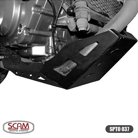 Protetor de Carter Suzuki V-STROM 650 SCAM