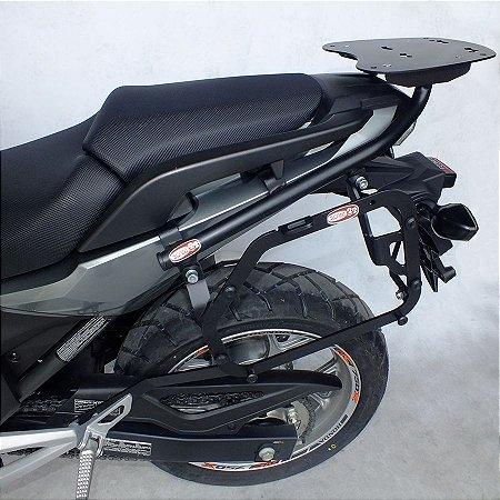 Suporte Lateral Monokey Honda NC 700X NC 750X (2016 em diante) SCAM