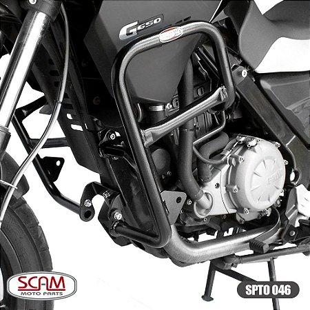 Protetor Motor Carenagem BMW G 650 GS (com pedaleira) SCAM