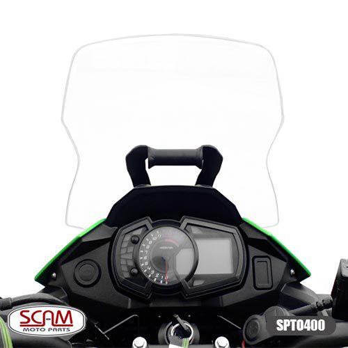 Suporte de GPS para Kawasaki Versys-X 300 SCAM