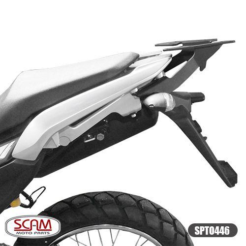 Base Bagageiro Suporte Bau Yamaha Lander 250 2019 Nova Lander Scam
