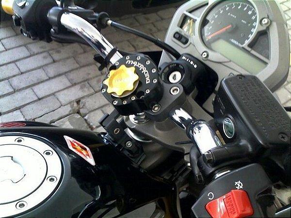 Amortecedor de Direção Maxracing para Honda Hornet 08-14