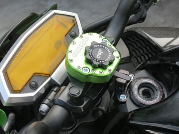 Amortecedor de Direção Maxracing para Kawasaki Z1000