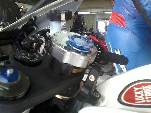 Amortecedor de Direção Maxracing para Suzuki SRAD 750