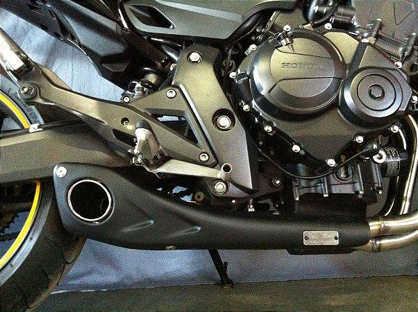 Escapamento Esportivo Honda Hornet (08/14) Willy Made FIretong