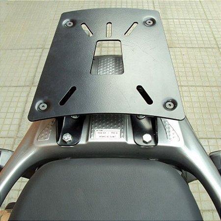 Suporte de Bauleto Chapam Transalp XL 700 Preto Fosco