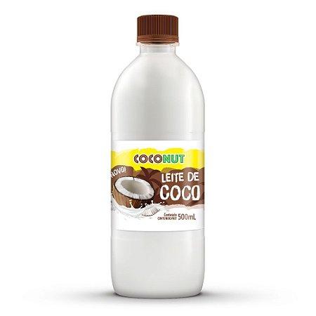 Leite de Coco 500ml CocoNut