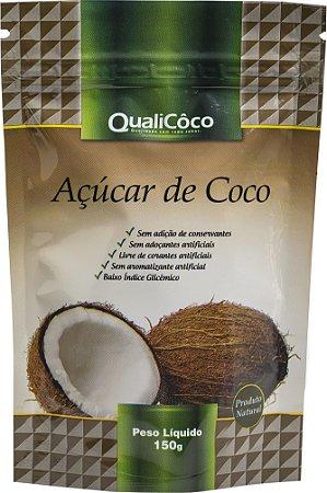 Açúcar de Coco QualiCôco 150g