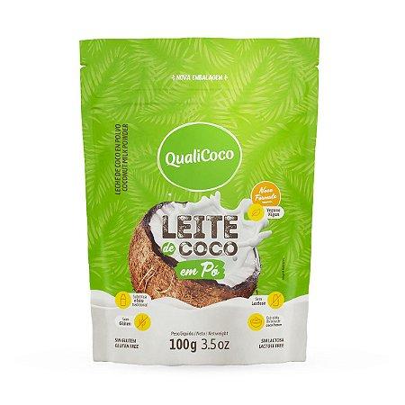 Leite de Coco em Pó QualiCoco 100g