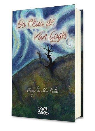 Os Céus de Van Gogh - Thiago da Silva Prada - Livro Físico
