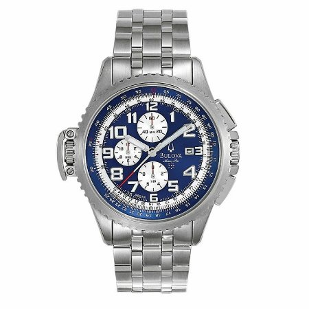 Relógio Bulova Cronógrafo WB30891F