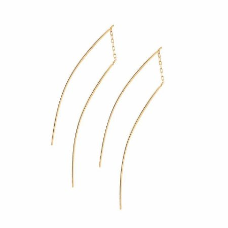 Brincos em Ouro 18K Basic Collection