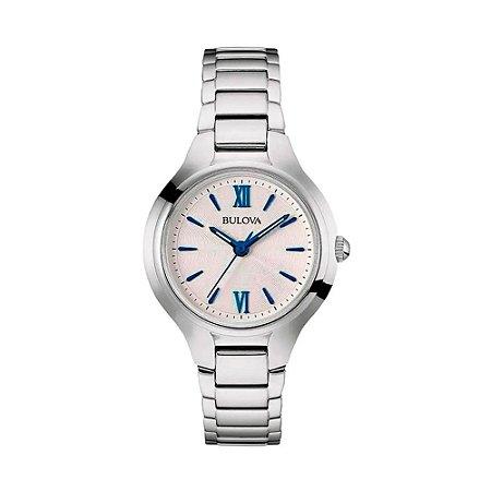 Bulova relógio feminino coleção Classic