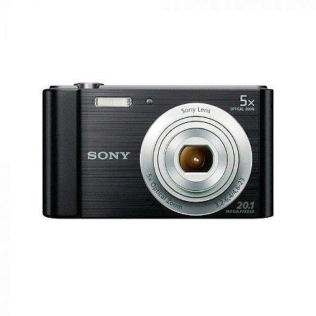 Câmera Sony DSC-W800 20MP/5X/HD