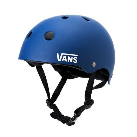Capacete Protec Vans Classic Satin Blue