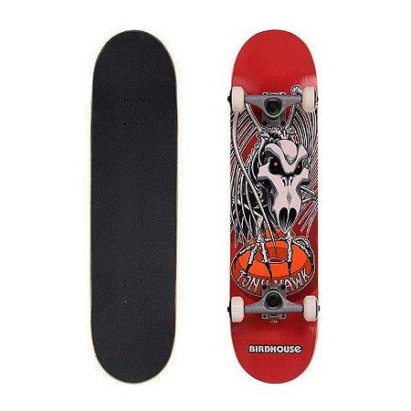 Skate Importado Profissional Birdhouse Falcon Bones 7.75