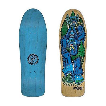 "Shape Maple Santa Cruz Old School Bigfoot Hand 10"" x 31"""