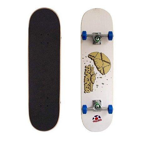Skate Completo Tracker Semi Pro Biscuit 8.0