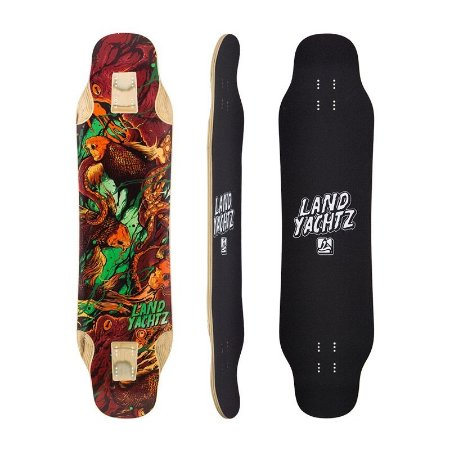 "Shape Landyachtz Tomahawk Deep Sea 39"" 2016"