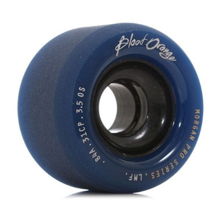 Roda Blood Orange Morgan Pro Series 60mm 84A Azul