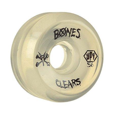 Roda Bones SPF Clear 56mm 84B Natural