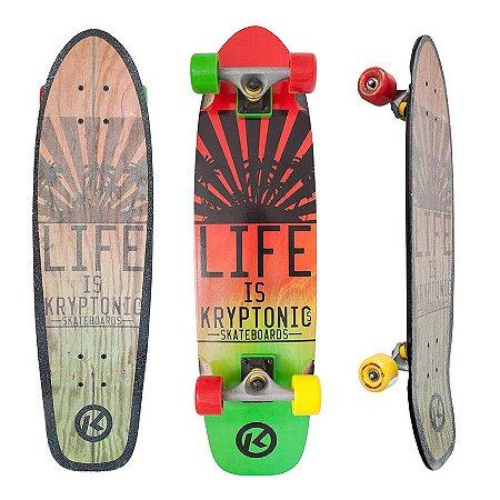 "Cruiser Kryptonics Skate Life 30"" x 8.0"""
