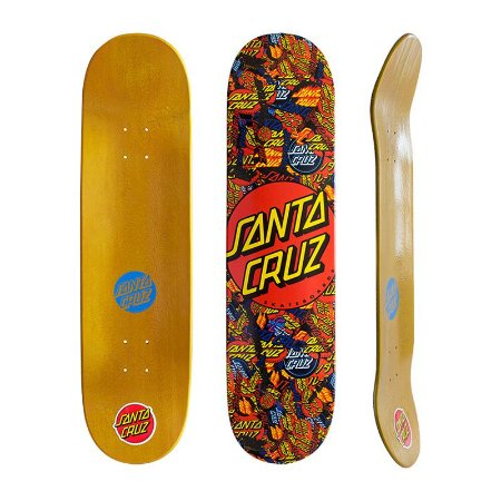 Shape Santa Cruz Mash Up Multi Logo 7.75