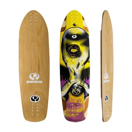 Shape Drop Dead Longboard Race 9.8 x 36