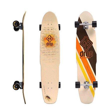 """Longboard Completo DropBoards 112 Super Long  9.5"""" x 44"""""""