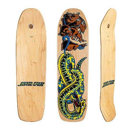 Shape Maple Santa Cruz Old School Kendall Snake 8.75