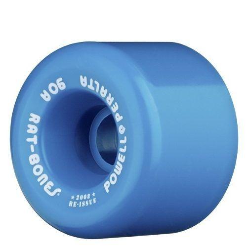 Roda Powell Peralta Rat-Bones 60mm 90A Azul