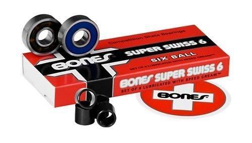 Rolamento Bones Super Swiss 6 Six Ball