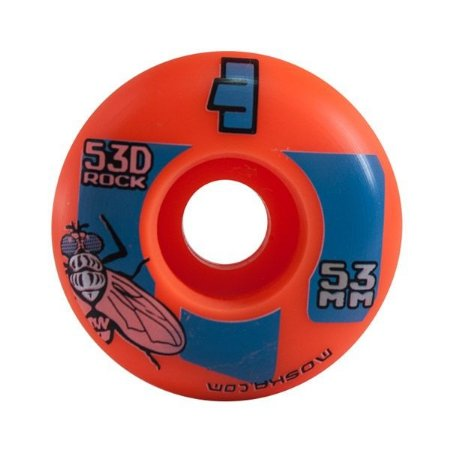 Roda Moska Orange Rock 53mm