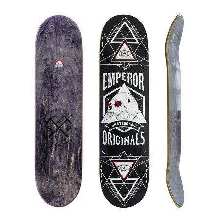 Shape Emperor Maple White Skull 8.5