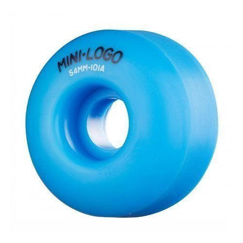 Roda Mini Logo C Cut 54mm 101A Azul