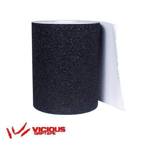Lixa Importada Vicious Preta - Pedaço 25cm