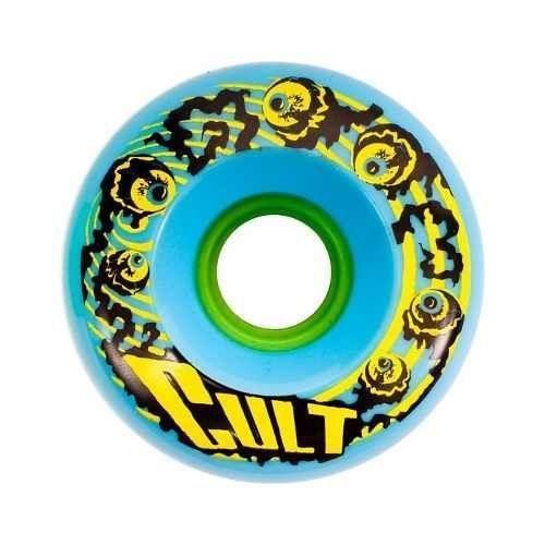 Roda Cult Classic 70mm 80A Azul