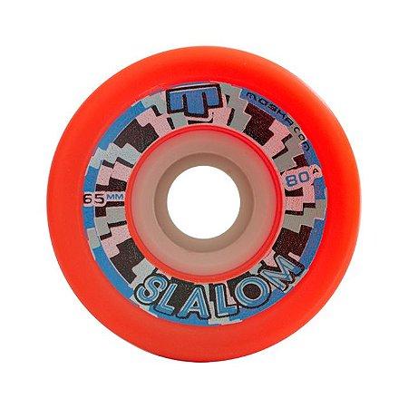 Roda Moska Slalom 65mm 80a