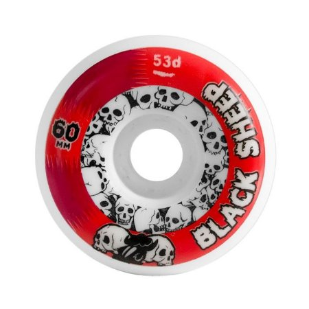 Roda Black Sheep Bowl Skull 60mm 53D