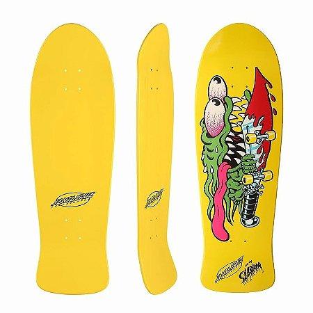 Shape Maple Santa Cruz Slasher Dip Reissue 10.1 Amarelo