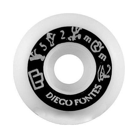Roda Moska Diego Fontes 52mm 55d