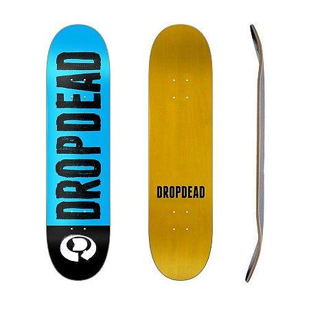 Shape Drop Dead Logo Azul 8.0