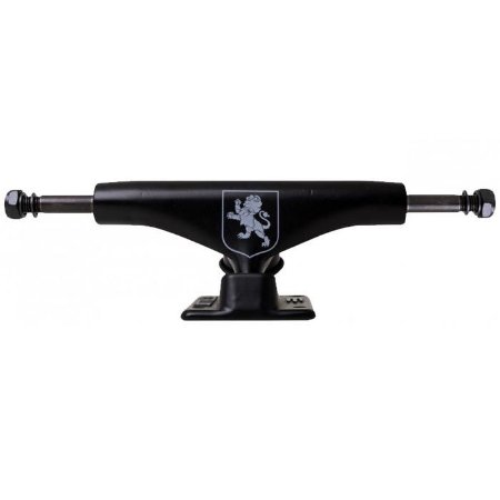 Truck Metallum Naccarato 129mm Low Black