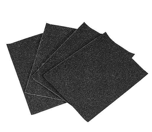 """Lixa Mob Grip Longboard Super Coarse 4 Pedaços - 10"""" x 11"""""""