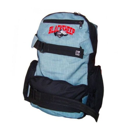 Mochila Skate Bag Black Sheep Spine