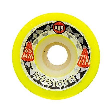 Roda Moska Slalom 65mm 77A