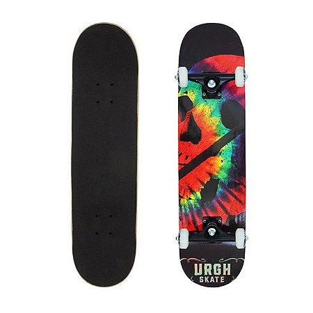 Skate Completo Urgh Special Skull Tye Die 7.75